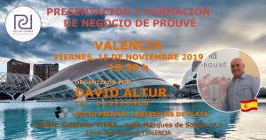 evento Valencia viernes 15 noviembre